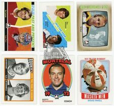 2009-10 In The Game 1972 The Year in Hockey 50-Card Master Insert Set
