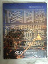 RM AUCTIONS MOTORCARS THE PARIS 2017 SALE