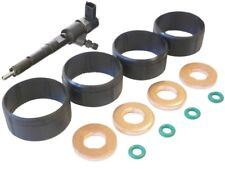 DIESEL FUEL INJECTOR SEAL ORING KIT FORD FIESTA FUSION TOYOTA AYGO 1.4 HDI CDTI