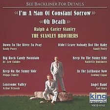 Man of Constant Sorrow : Oh Death CD