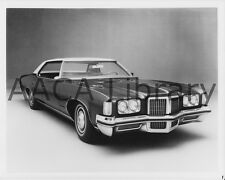 1972 Pontiac Grand Ville Hardtop Coupe, Factory Photo (Ref. #69521)