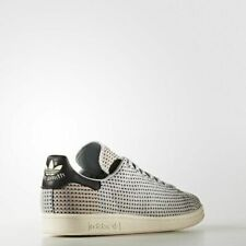 adidas Stan Smith UK Size 11 Men's Shoes Grey White Black Trainers