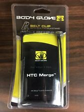 Body Glove HTC Merge Black Belt Clip w/ Kickstand NIB Cell Phone