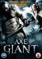 Hacha gigante DVD Nuevo DVD (sig130)