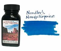 Noodler's Fountain Pen Ink - 3oz Bottle - 19029 - Navajo Turquoise