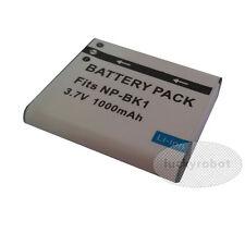 Battery For SONY NP-BK1 DSC-W180 W190 W370 S980 S950 S750 S780 MHS-CM5 PM5 1 new