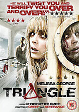 Triangle [DVD], Very Good DVD, Liam Hemsworth, Rachael Carpani, Emma Lung, Micha