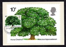 GB 1974 Trees PHQ FDI Obvers London PMK WS14257