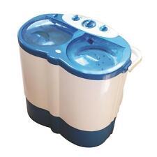 Crusader Twin Tub Portable Camping / Caravan 230 Volt Washing Machine