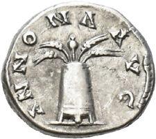 DIONYSOS Hadrianus AR-Denar Rom Modius #LJ 1795