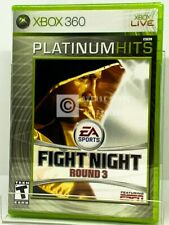 Fight Night Round 3 - Xbox 360 - Brand New | Factory Sealed