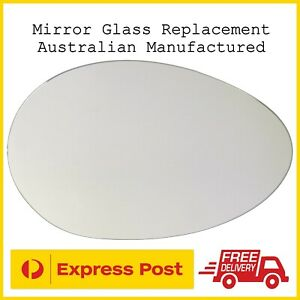 Alfa Romeo 156 1998-2006 Right Drivers Side Mirror Glass Replacement