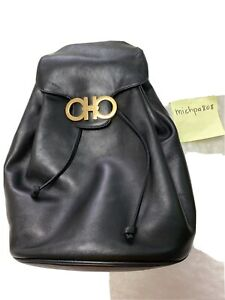 Salvatore Ferragamo Backpack Medium Size