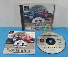 JUEGO PLAYSTATION PSX ORIGINAL ESPAÑOL PAL - F1 CHAMPIONSHIP SEASON 2000