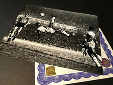Pele Brazil World Cup Authentic Signed 10x8 Photo Genuine autograph + COA