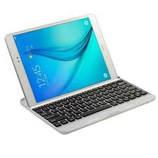 Wireless Bluetooth Keyboard Stand Case For Samsung Galaxy Tab A T550/T551
