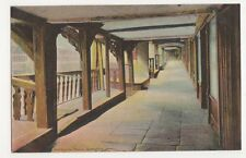 Watergate Row, Chester Postcard, B103