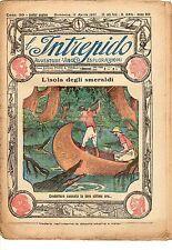 rivista L'INTREPIDO ANNO 1927 NUMERO 386