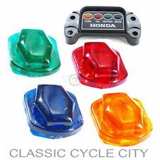 Honda CB 550 Four F-F2 K3 Kontrollleuchten Diamanten Konsole Pilot Lamps Jewels