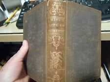 Sketches of the Life and Character of Patrick Henry by Wirt HC 1867 VG++
