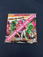 CD SINGLE DEBUT DE SOIREE NUIT DE FOLIE VERSION DANCE CLUB 1995