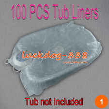 High Quality Thick 100 PCS Foot Detox Ion Ionic Spa Cell Clearance EUB Shipping