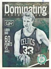 Larry Uccello 2016-17 Panini Grande Reserve Dominando Performances #47 - Celtics