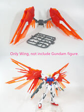 LX Wing Extreme Back Weapon System for Bandai 1/144 HG GF13-006NA Gundam Maxter
