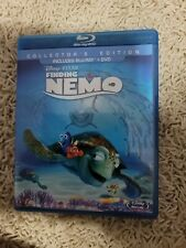 Finding Nemo Blu ray and Bonus disc only