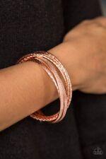 Vintage ~ Paparazzi Jewelry ~ Metal Mogul ~ Copper Bangle Bracelets ~ NEW