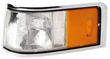 Side Marker Light Reflector for 90-94 Lincoln Town Car Driver Left