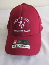 Men's Under Armour Hat Ua Classic, Color Red, Size Sm/Md.