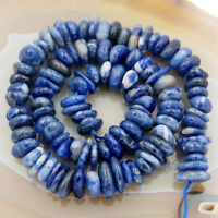 4x8-10x13mm Natural GemStone Nugget Freeform Spacer Beads Strand 15.5""