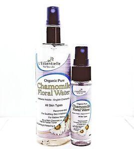 Organic Pure Chamomile Water DUO 30ml & 150ml