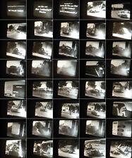 16 mm Film.Vorläufer Auto Verkehrsfilm 1960.Crash Tests mit voller Wucht-History