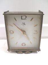 Brass German Antique Mantel & Carriage Clocks