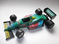 """Benetton Ford B 188 """"Reporter SANYO"""" PIQUET #20, Bburago in 1:24 - 19,5 cm di lunghezza!"""