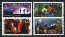 Papua New Guinea PNG 2017 MNH Christmas Greetings Nativity 4v Set Stamps