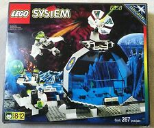1996 LEGO SET 6958 EXPLORIENS ANDROID BASE WITH BOX AND INSTRUCTIONS
