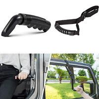 2pcs Car Cane Portable Mobility Standing Aid Support Door Assist Grab Handle Bar