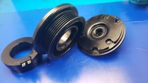 AC Compressor Clutch Assy w/Coil 47658 GM DA6 HR6 HT6 for Cadillac Chevy GMC