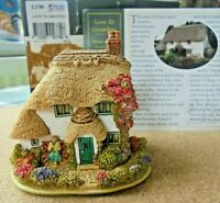 LILLIPUT LANE - L2780 LOVE TO GRANDMA - WINTERBORNE, DORSET. WITH BOX & DEEDS