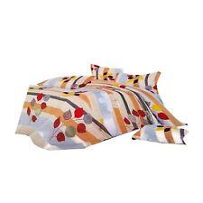 Cherry Linen Comforter 4-piece Set (Multicolor)