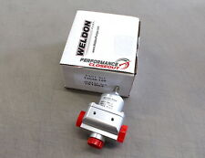 Weldon Racing Universal Teflon Diaphragm Fuel Pressure Regulator (FPR) T2040-120