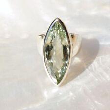 Ringe mit Edelsteinen aus Sterlingsilber echten 59 (18,8 mm Ø) Amethyst