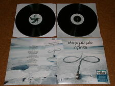 DEEP PURPLE  -  Infinite   /   2 LP -  BLACK  - VINYL  + DVD   /    NEW & SEALED