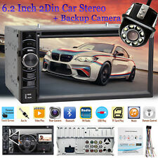 For BMW Car Stereo CD DVD Bluetooth MP3 FM Radio Touchscreen BT & Backup Camera