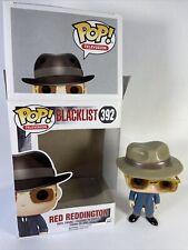 Funko POP TV: Blacklist - Raymond Red Reddington #392 Vinyl Action Figure