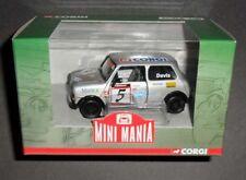 Cc82285 Mini Mania Mini 7 Racing Greame Davies No.5 Corgi 1:36