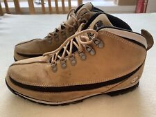 Men's Timberland Nubuck Suede Boots Size Uk8.5 M